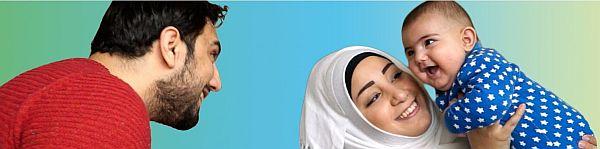 """Der YouTube-Kanal """"Mein Baby - Filme für Eltern in Arabisch"""" hilft, sein Kind und Deutschland besser zu verstehen."""