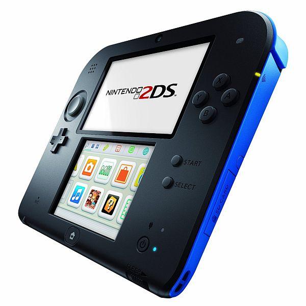 Ein Nintendo 2DS würde die tollen gespendeten Spiele erst so richtig zum Leben erwecken.